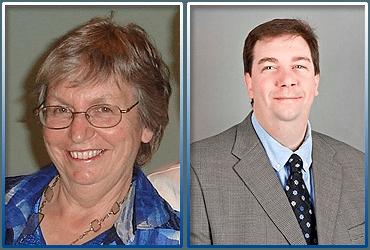 Christine & Colin G. Henden